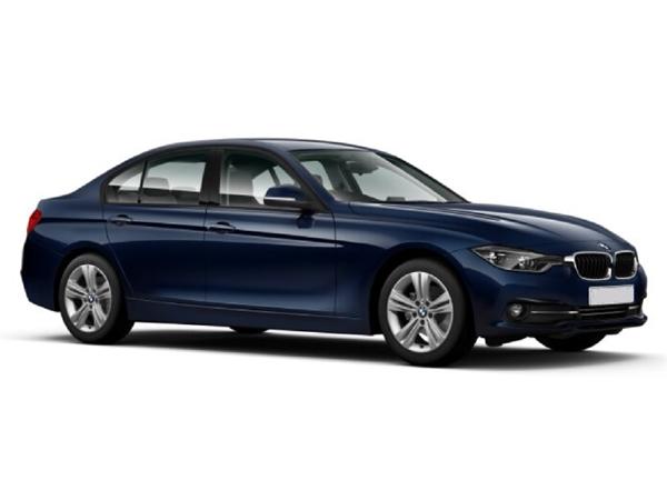 BMW 3 SERIES SALOON 320i M Sport 4dr Step Auto