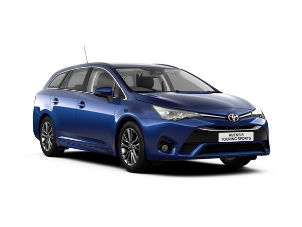 Toyota AVENSIS DIESEL TOURING SPORT 1.6D Business Edition 5dr
