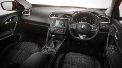 Renault KADJAR DIESEL HATCHBACK 1.5 dCi Dynamique Nav 5dr