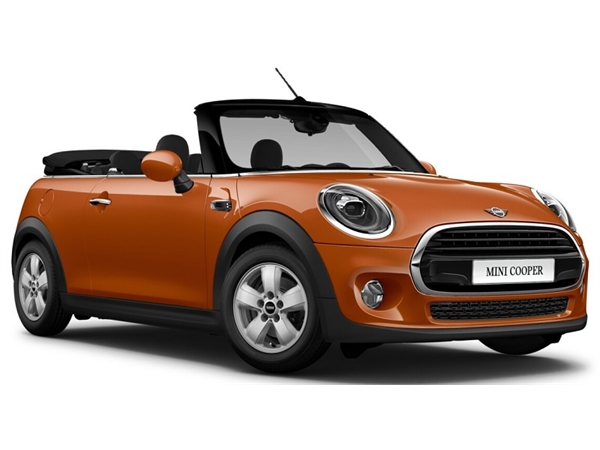 MINI CONVERTIBLE 1.5 Cooper II 2dr [Chili Pack]