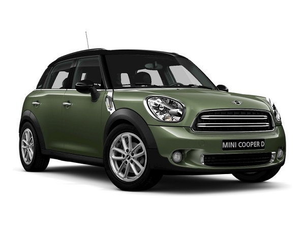 MINI COUNTRYMAN DIESEL HATCHBACK 2.0 Cooper D 5dr [Chili Pack]