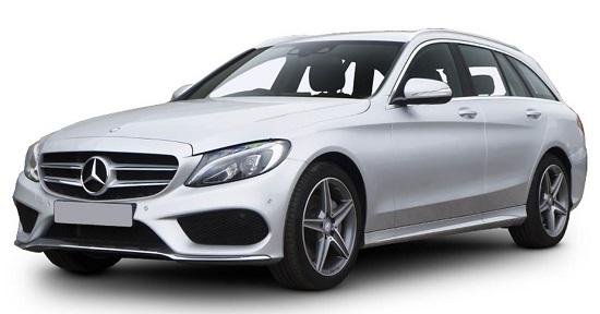 Mercedes-BenzC CLASS DIESEL ESTATE C220d AMG Line 5dr 9G-Tronic