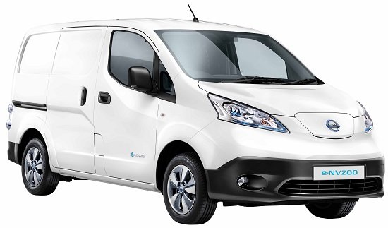 Nissan e-NV200 ELECTRIC Acenta Rapid Plus Van Auto