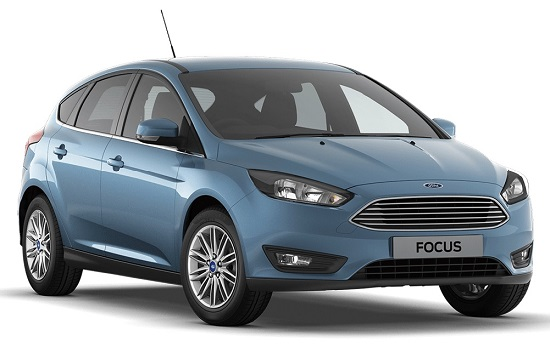 Ford FOCUS HATCHBACK 1.0 EcoBoost Zetec Edition 5dr