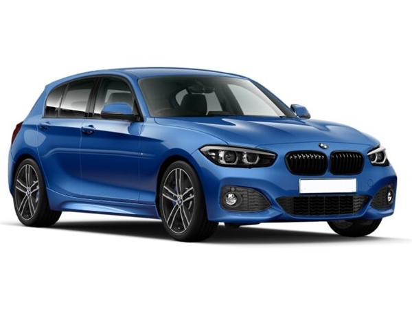 BMW 1 SERIES DIESEL HATCHBACK 116d Efficient Dynamics Plus 5dr