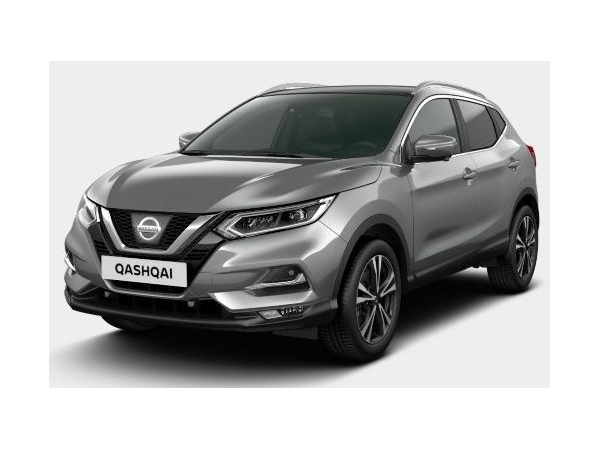 Nissan QASHQAI HATCHBACK 1.2 DiG-T N-Connecta [Glass Roof Pack] 5dr