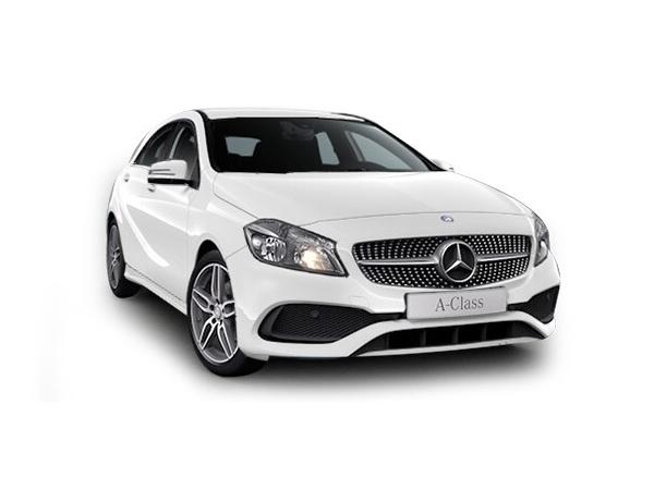 Mercedes-Benz A CLASS DIESEL HATCHBACK A200d AMG Line 5dr
