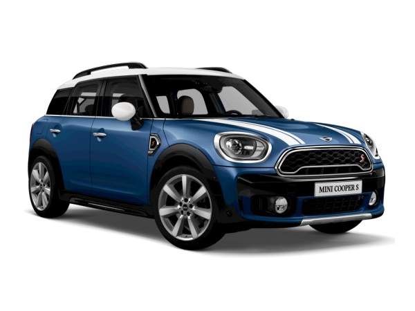MINI COUNTRYMAN HATCHBACK 2.0 Cooper S 5dr [Chili Pack]