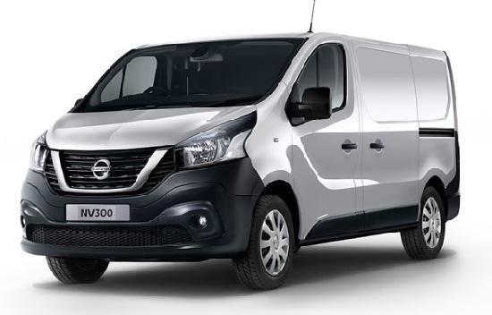 NissanNV300 2.7T L1 DIESEL 1.6 dCi 120ps H1 Acenta Van