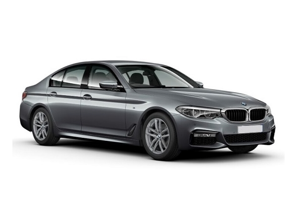 BMW5 SERIES DIESEL SALOON 520d M Sport 4dr Auto