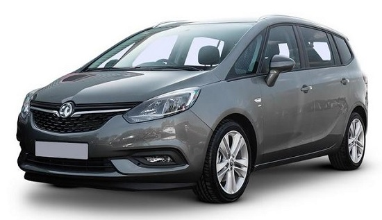VauxhallZAFIRA DIESEL TOURER 1.6 CDTi ecoTEC SRi Nav 5dr