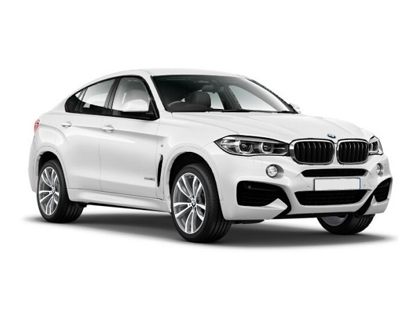BMW X6 DIESEL ESTATE xDrive30d M Sport 5dr Step Auto