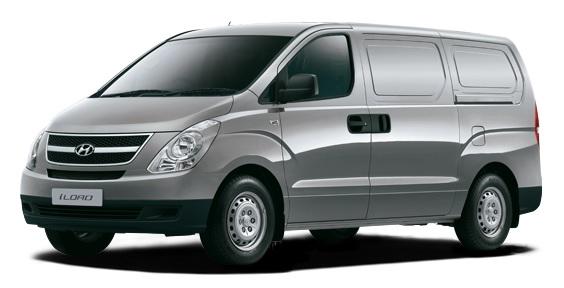 HyundaiILOAD DIESEL 2.5 CRDi 116ps SE Van [6]