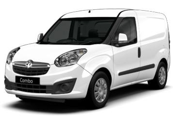 VauxhallCOMBO L1 DIESEL 2000 1.3 CDTI 16V 95ps H1 Van Euro 6