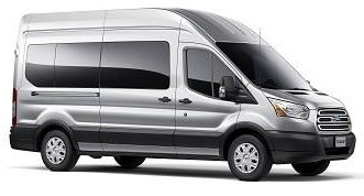 Ford TRANSIT 410 L3 MINIBUS DIESEL RWD 2.2 TDCi 125ps H3 15 Seater Trend