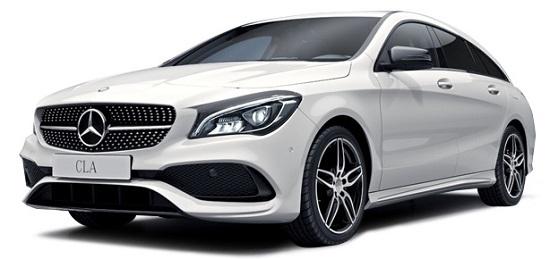 Mercedes-BenzCLA CLASS DIESEL SHOOTING BRAKE CLA 220d AMG Line 5dr Tip Auto