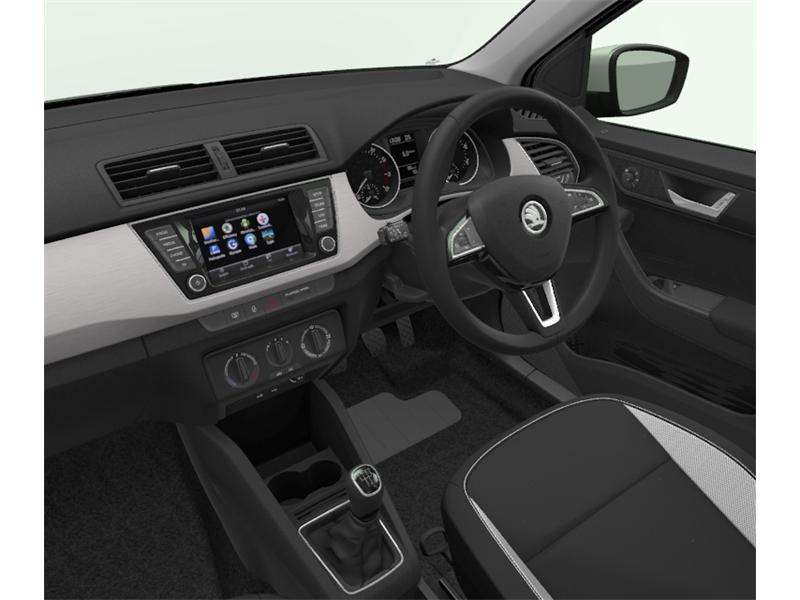 Skoda Fabia Hatchback Special Editions 1 0 Mpi 75 Colour Edition 5dr
