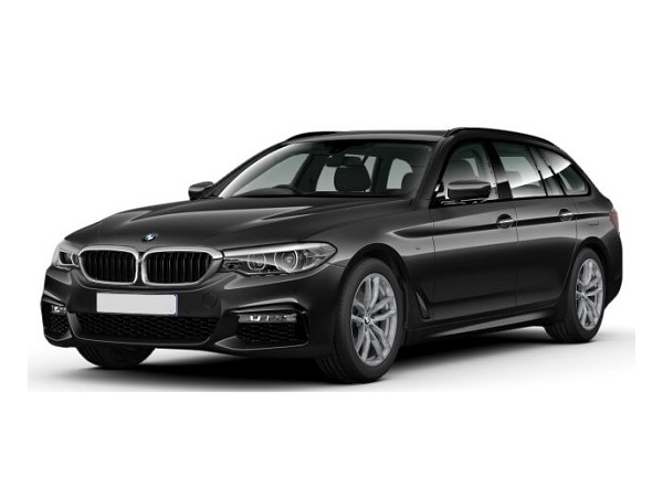 BMW 5 SERIES TOURING 520i M Sport 5dr Step Auto