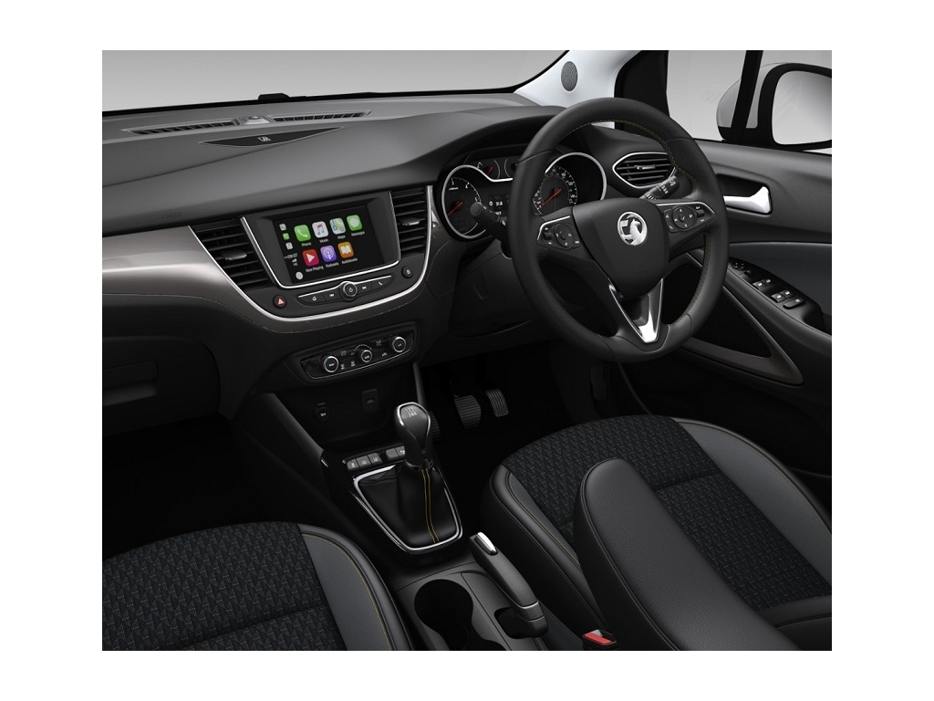 vauxhall crossland x hatchback 1 2 se 5dr car lease. Black Bedroom Furniture Sets. Home Design Ideas