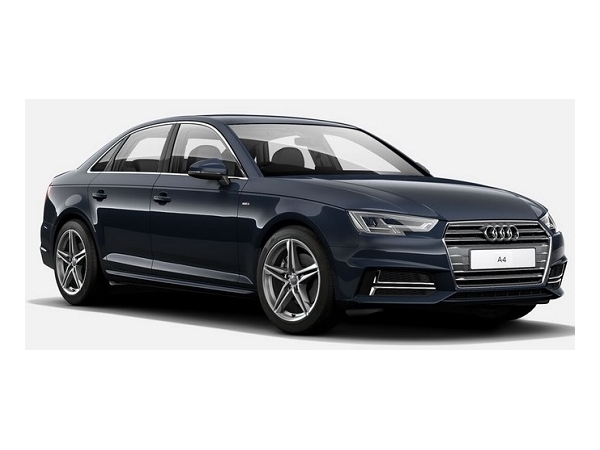 Audi A4 SALOON 1.4T FSI S Line 4dr [Leather/Alc]