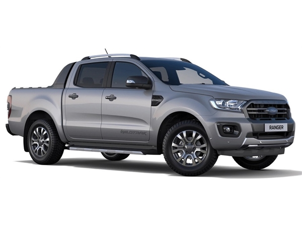 Ford RANGER DIESEL Pick Up Double Cab Wildtrak 2.0 EcoBlue 213 Auto - IN STOCK