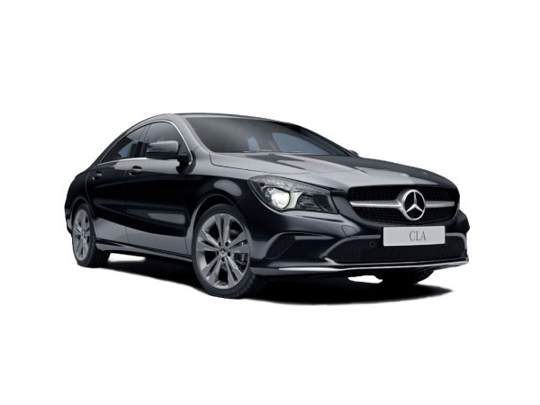 mercedes benz cla class coupe cla 180 amg line edition 4dr car lease. Black Bedroom Furniture Sets. Home Design Ideas