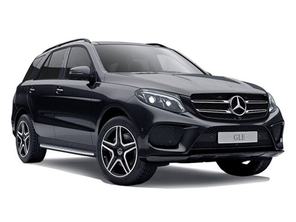 Mercedes-Benz GLE DIESEL ESTATE GLE 350d 4Matic AMG Night Ed Prem + 5dr 9G-Tronic
