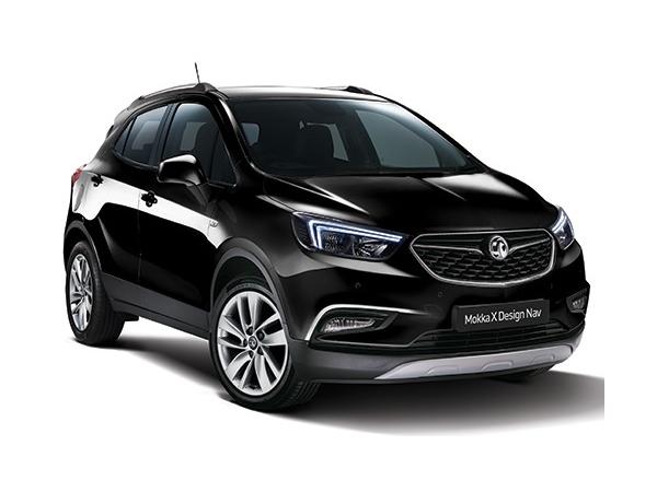 Vauxhall MOKKA X 1.4T ecoTEC Design Nav 5dr