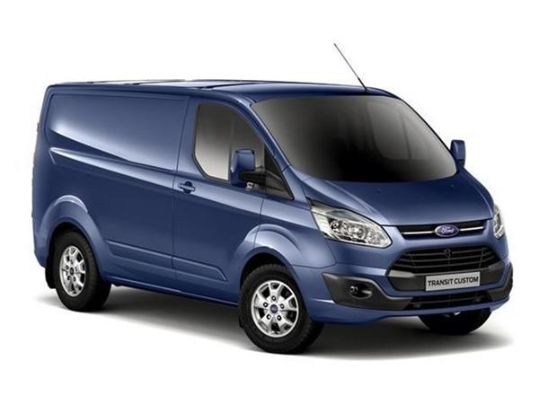 Ford TRANSIT CUSTOM 280 L1 DIESEL FWD 2.0 EcoBlue 105ps Low Roof Trend Van