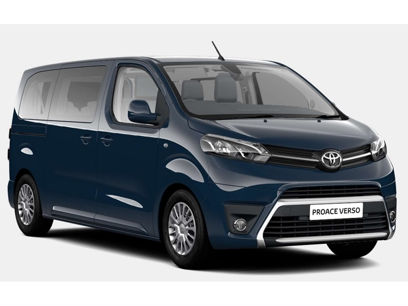 Toyota PROACE VERSO DIESEL ESTATE 1.6D Shuttle Medium 5dr [Nav] 9 seater