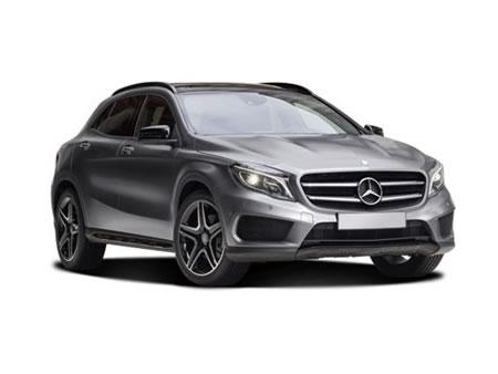 Mercedes-Benz GLA CLASS DIESEL HATCHBACK GLA 200d AMG Line 5dr