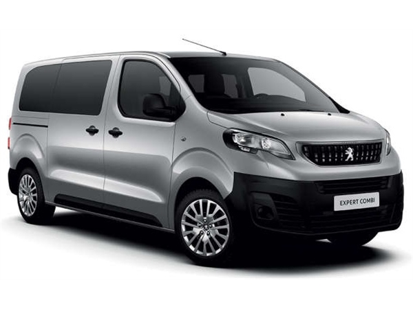Peugeot EXPERT COMBI DIESEL ESTATE 1.5 BlueHDi 120 Standard (9 seat) 6dr