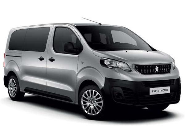 Peugeot EXPERT COMBI DIESEL ESTATE 1.5 BlueHDi 120 Standard 6dr