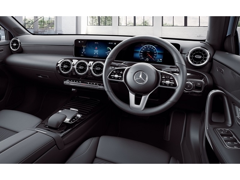 Hyundai Lease Deals >> Mercedes-Benz A CLASS HATCHBACK A180 AMG Line 5dr Auto Car Lease