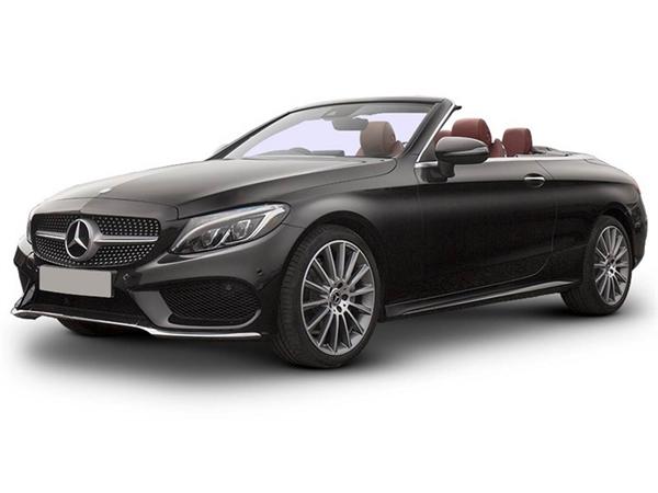 Mercedes-Benz C CLASS DIESEL CABRIOLET C220d AMG Line 2dr Auto