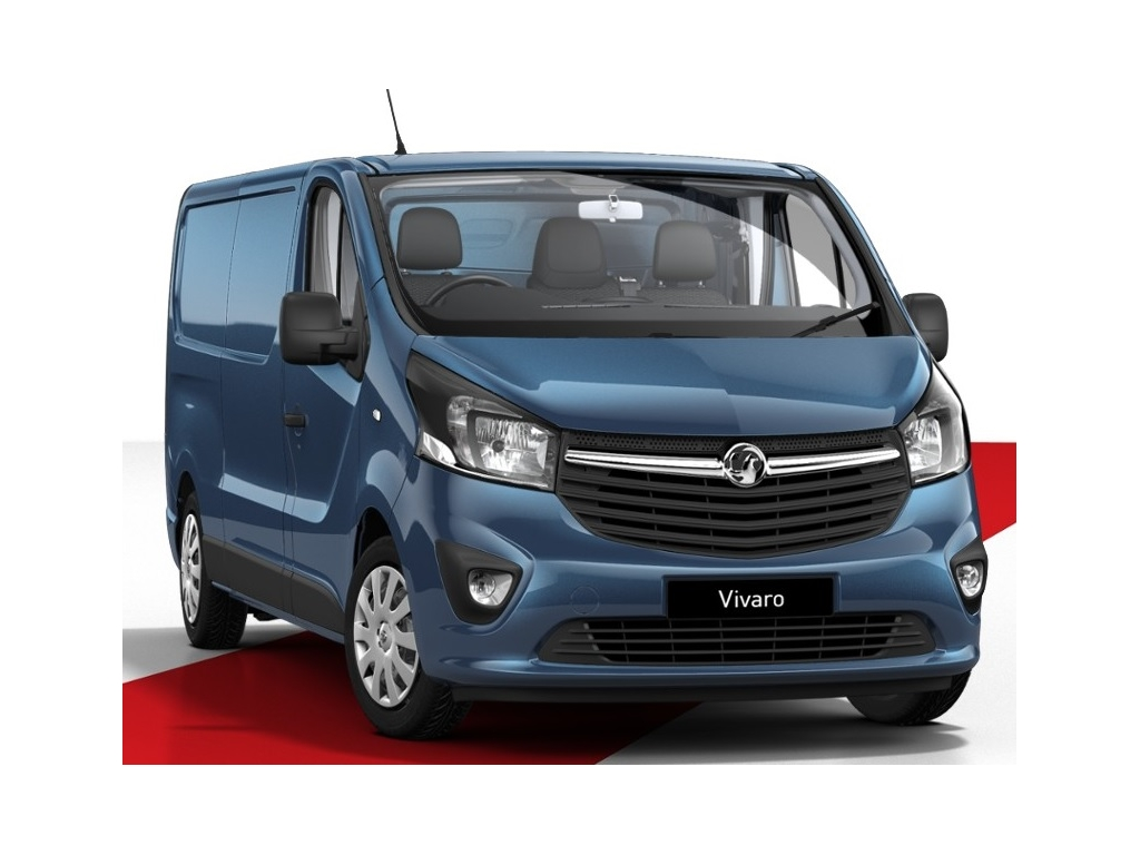 Vauxhall VIVARO L2 DIESEL 2900 1.6CDTI 120PS Sportive H1 Van