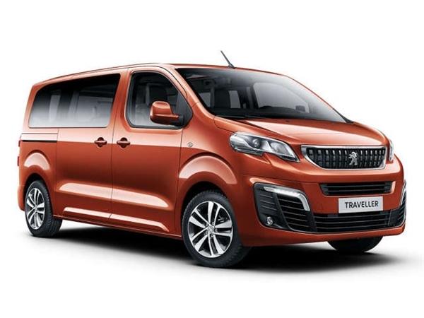 Peugeot TRAVELLER DIESEL ESTATE 1.5 BlueHDi 120 Business Standard [9 Seat] 5dr