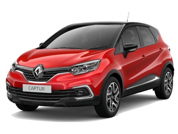 Renault CAPTUR 0.9 TCE 90 Iconic 5dr