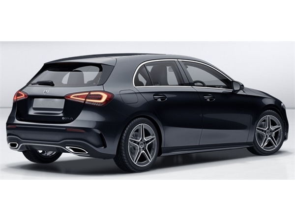 Mercedes-Benz A CLASS HATCHBACK A200 AMG Line 5dr Auto