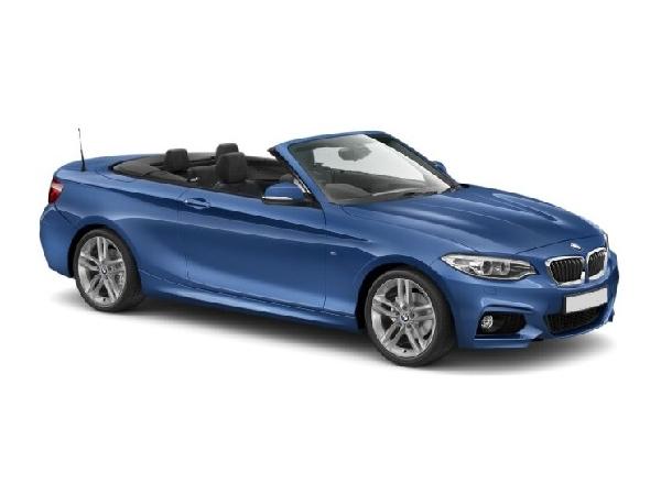 BMW 2 SERIES CONVERTIBLE 218i M Sport 2dr [Nav] Step Auto