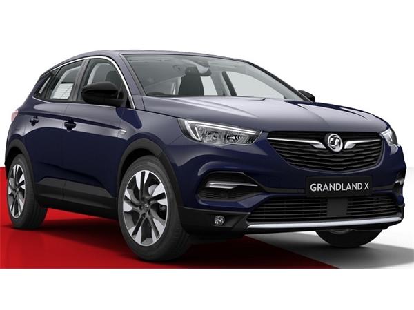 Vauxhall GRANDLAND X HATCHBACK 1.2T Sport Nav 5dr