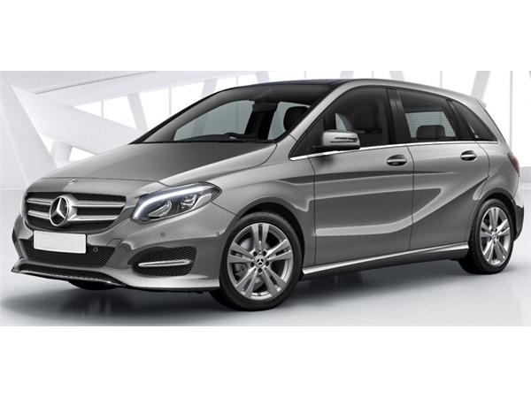 Mercedes-Benz B CLASS HATCHBACK B180 Exclusive Edition 5dr