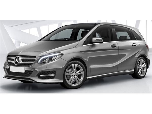 Mercedes-Benz B CLASS HATCHBACK B180 Exclusive Edition 5dr