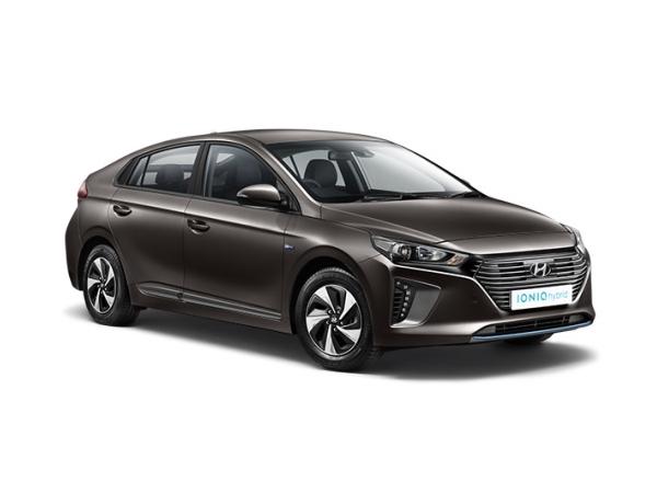 Hyundai IONIQ HATCHBACK 1.6 GDi Plug-in Hybrid Premium 5dr DCT