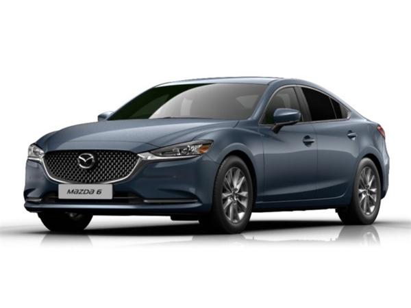 Mazda MAZDA6 SALOON 2.0 SE-L Nav+ 4dr