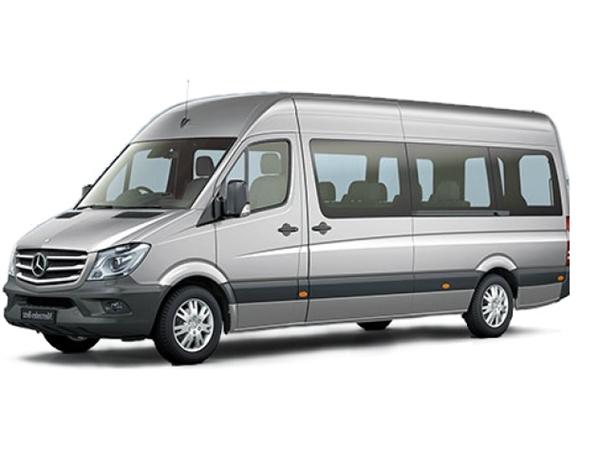 Mercedes-Benz SPRINTER TOURER LONG DIESEL 516CDI BlueTec BlueEFF TL17 17-Seater High Roof