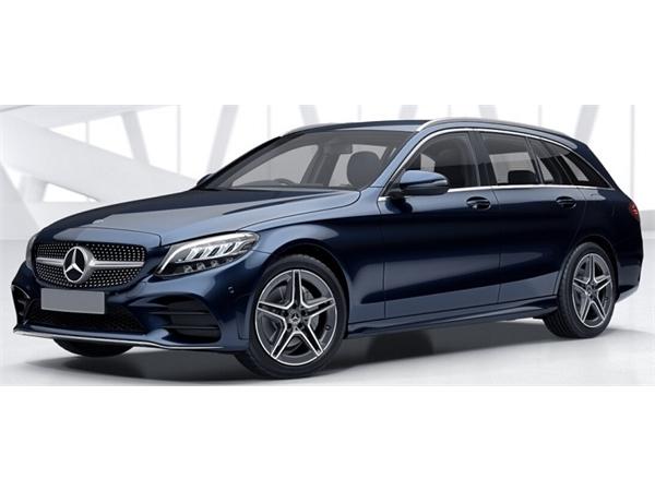 Mercedes-Benz C CLASS DIESEL ESTATE C220d AMG Line Premium 5dr 9G-Tronic