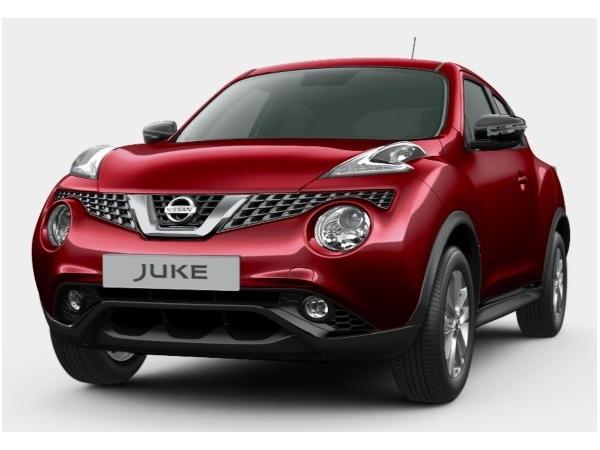 Nissan JUKE HATCHBACK 1.2 DiG-T Bose Personal Edition 5dr