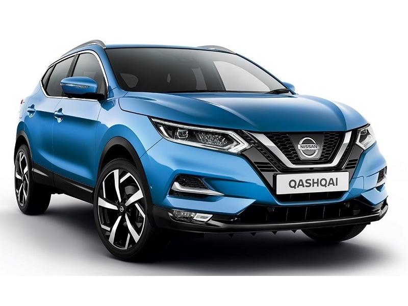 Nissan QASHQAI DIESEL HATCHBACK 1.5 dCi Tekna 5dr
