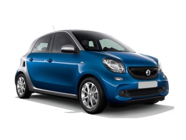 smart forfour hatchback 1 0 passion 5dr car lease. Black Bedroom Furniture Sets. Home Design Ideas